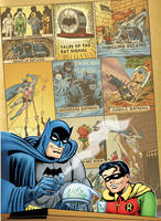 Batman Anuls Classic Cvr by angryf