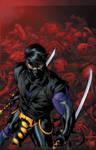 Ninjak Unity Cover COR