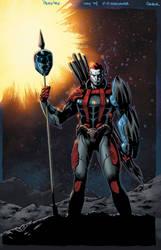 X-O Manowar Peeples CVR