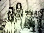 In the Greenhouse by karina-de-silva