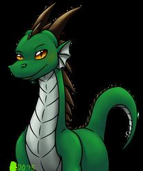 Dragon by Edofenrir