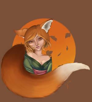 Kitsune !