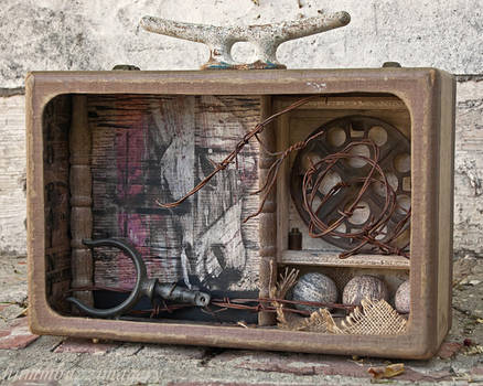 Old Paint...assemblage