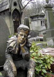 Harlequins grave