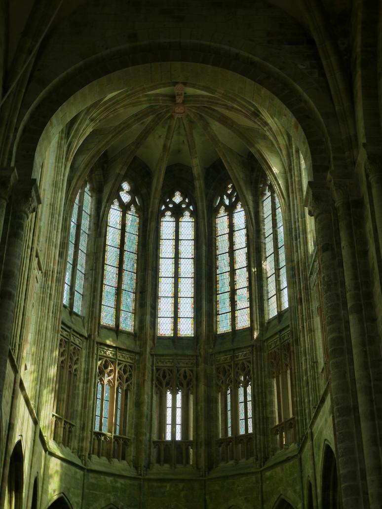 Mont Saint Michel by Anellstock