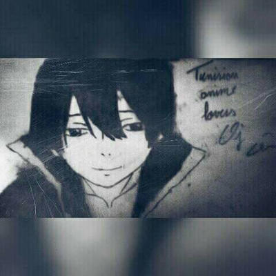 zeref drawing by me by omarjaafoura777