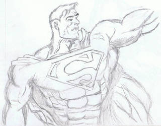 Superman by Randomking333
