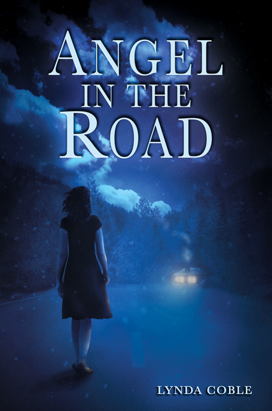Angel In The Road Book Cover by rydirector01