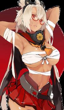 [Render Anime] Musashi