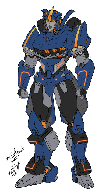 Flashpoint: Transformers IDW OC by ladyofdragons on DeviantArt