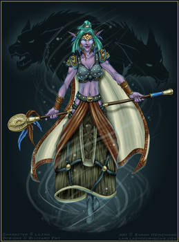 Lilena ++ WoW Druid