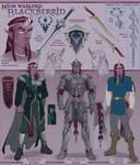 Character Design: Blackberrid