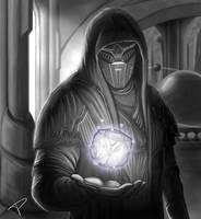 Jedi Shadow by DarthPonda