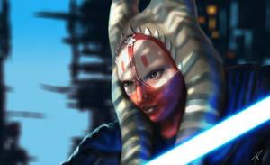 Star Wars - Jedi Master Shaak Ti