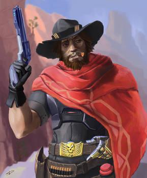 Overwatch - Jesse McCree