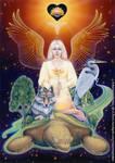 Faith - Dreams of Gaia Tarot