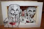 Zombie Pop-Up Book