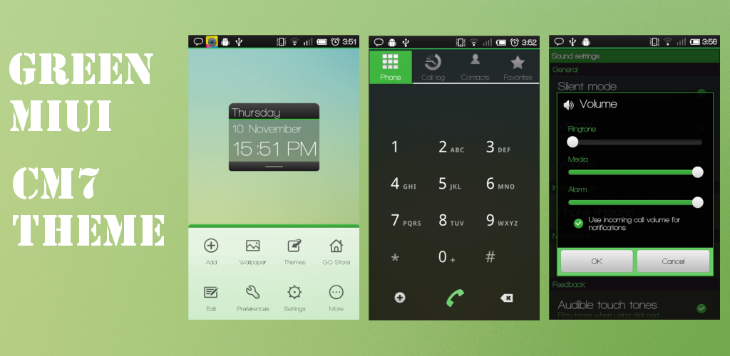 GREEN MIUI by kingdonnaz