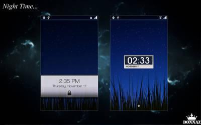 Night Time by kingdonnaz
