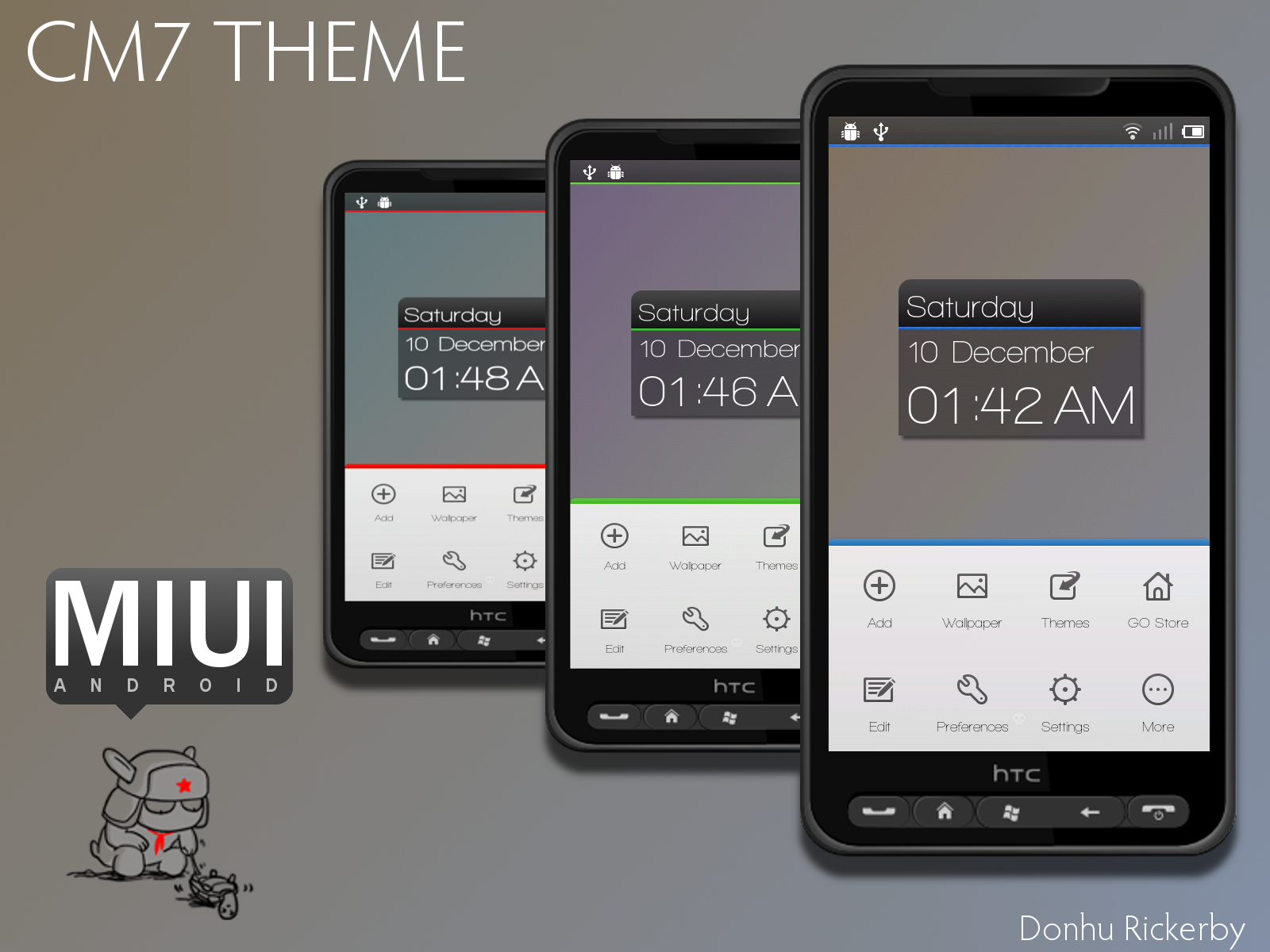 CM7 MIUI SERIES by kingdonnaz