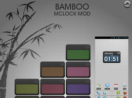 Bamboo Mclock by kingdonnaz