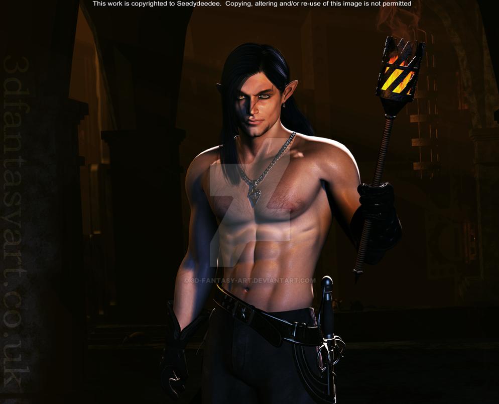 Hot As Hell By 3d Fantasy Art On Deviantart