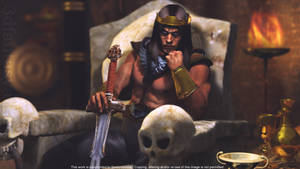 King Conan for MarkH3D