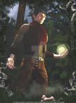 Art Trade: Merlin for dchan07