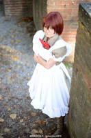 What you want? - ChibiRomano Cosplay by mory-chan