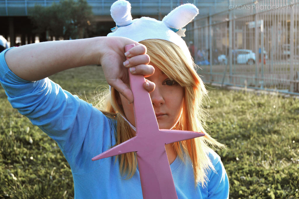 Fionna - Adventure Time by mory-chan