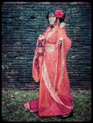 Fem!China - Hetalia cosplay Ancient version. by mory-chan