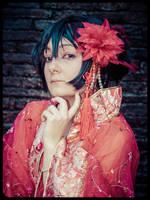 Nyo!China - APH Hetalia. by mory-chan