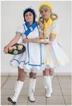 Ojomajo Doremi - Pastries dress