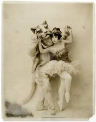Cat  Ballerina