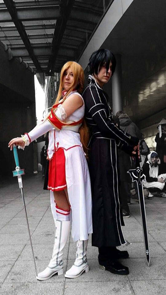Sword Art Online Cosplay by Alila-Art