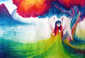 The Tree of Memory by szerglinka