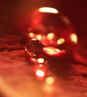 Orange Drop by szerglinka