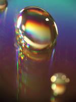 Rainbow Drop by szerglinka