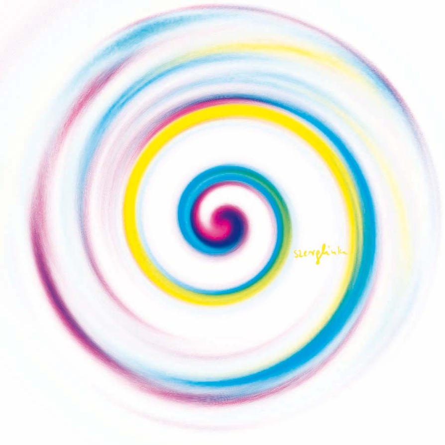 Abstraction no.4 Lollipop by szerglinka
