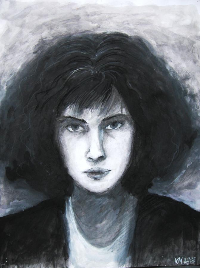 Self Portrait by szerglinka