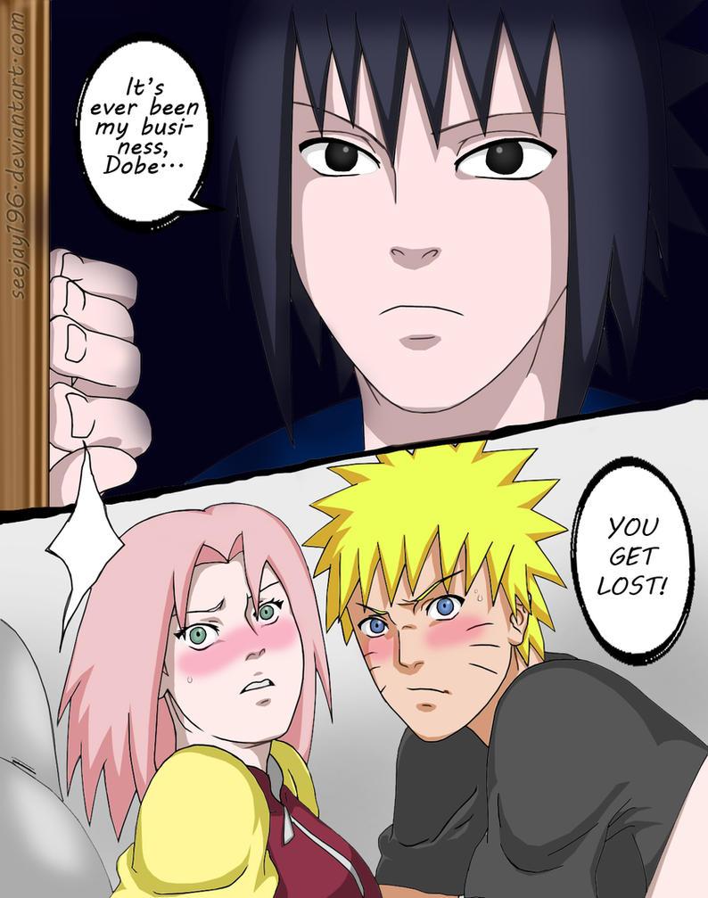 Sasuke and sakura dating fanfiction