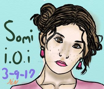 Somi by DoseiaiHidan