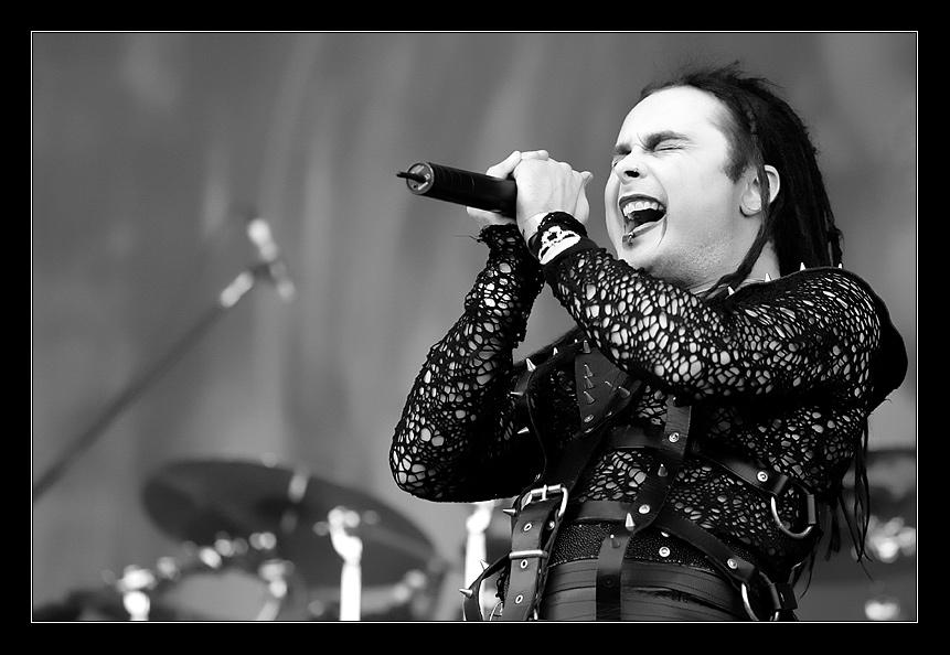 cradle of filth wallpaper. Cradle Of Filth - RaR 2006 by