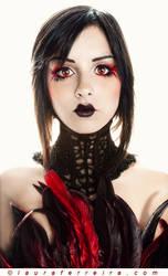 Anime Girl by Laura-Ferreira