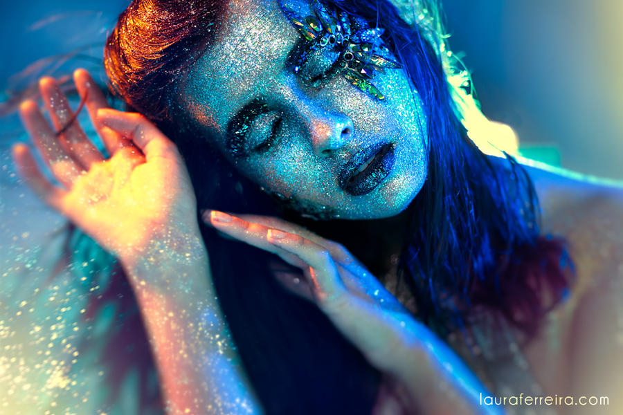 Technicolour III by Laura-Ferreira