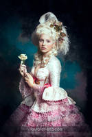 Marie Antoinette by Laura-Ferreira