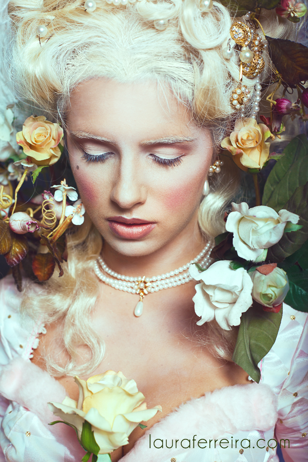 Marie Antoinette II by Laura-Ferreira