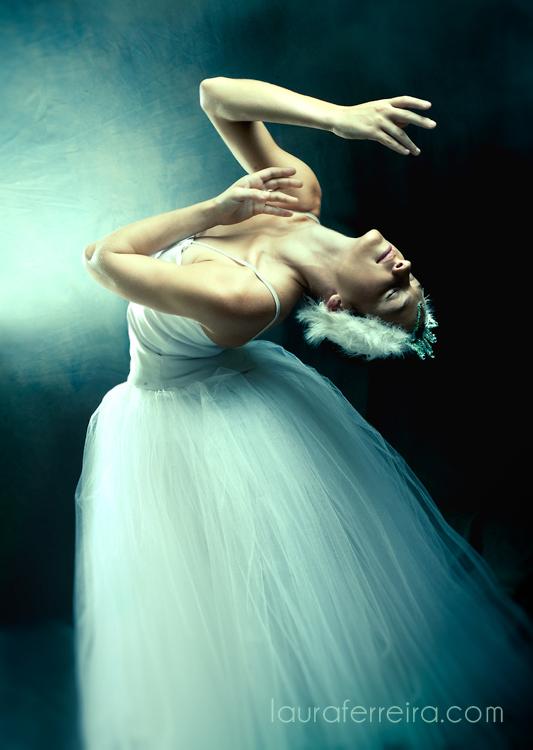 Ballerina II by Laura-Ferreira