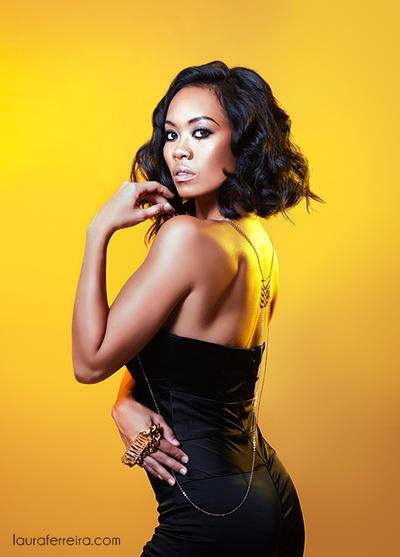 SHE Caribbean magazine cover photo by Laura-Ferreira