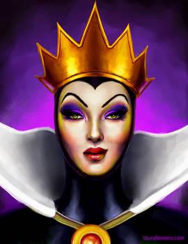 Disney Evil Queen